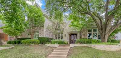 Plano Single Family Home For Sale: 6604 Trail Bluff Drive