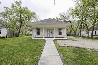 Terrell Single Family Home For Sale: 710 N Virginia Street