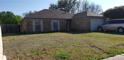Sachse Single Family Home For Sale: 3916 Jewel Street
