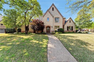 Keller Single Family Home For Sale: 1821 Barrington Drive