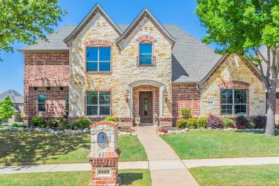 Tarrant County Single Family Home For Sale: 8109 Belmont Court