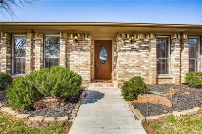 Lewisville Single Family Home For Sale: 1533 Parkside Trail