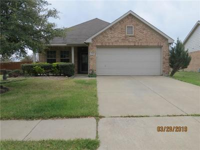 Forney Single Family Home For Sale: 201 Freedom Trail