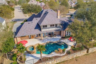 Allen Single Family Home For Sale: 809 Glen Rose Drive