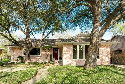Single Family Home For Sale: 9656 Liptonshire Drive