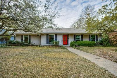 Single Family Home For Sale: 3212 Flowerdale Lane