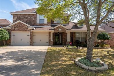 Rowlett Single Family Home Active Contingent: 8010 Wexford Lane