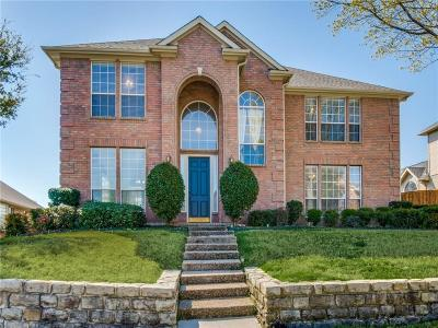 Lewisville Single Family Home For Sale: 404 Vista View Court
