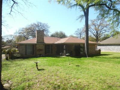 Mabank Single Family Home Active Option Contract: 103 Buena Vista Street