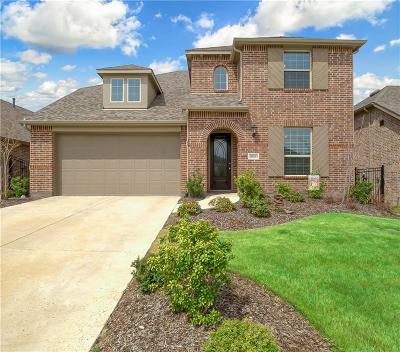 Wylie Single Family Home For Sale: 1805 Virtue Port Lane