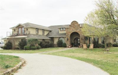 Stephenville Single Family Home Active Option Contract: 109 Hudson Drive
