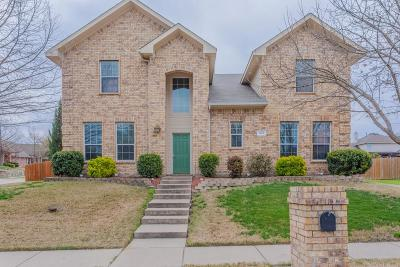 Rockwall Single Family Home For Sale: 1530 Richfield Court