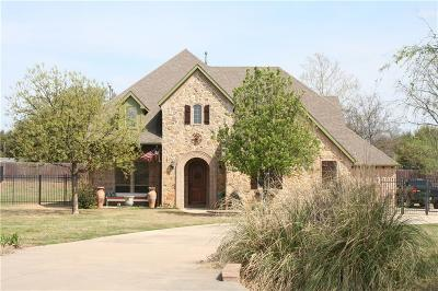 Burleson Single Family Home For Sale: 3828 Eagles Nest Trail