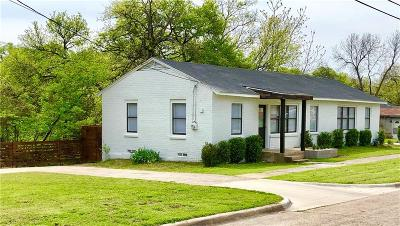 Single Family Home For Sale: 1808 Lansford Avenue