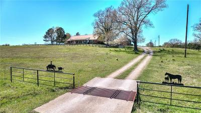Canton Farm & Ranch For Sale: 1340 Vz County Road 2502
