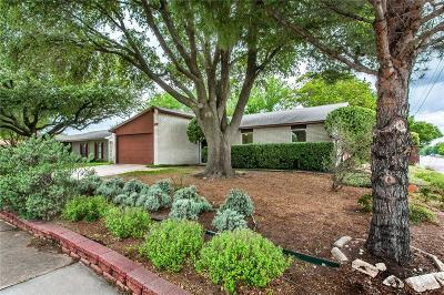 The Colony Single Family Home Active Contingent: 5241 Hawse Drive