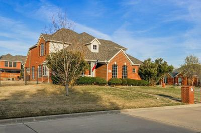 Mansfield Single Family Home For Sale: 3006 Saint George Drive