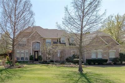 Flower Mound Single Family Home For Sale: 3805 Rothschild Drive
