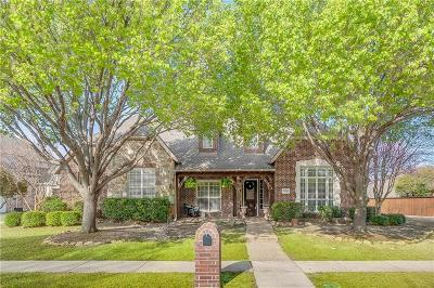 Mckinney Single Family Home For Sale: 2004 Cotton Mill Drive