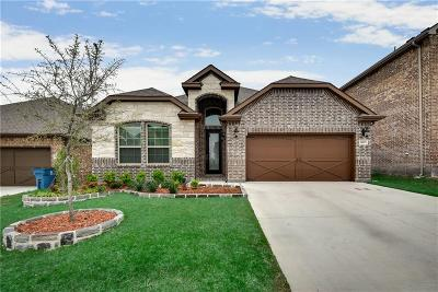 Aledo Single Family Home Active Option Contract: 14825 Star Creek Drive