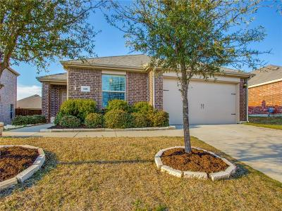 Celina Single Family Home For Sale: 416 Andalusian Trail