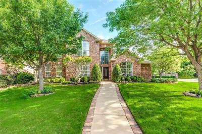 Keller Single Family Home Active Option Contract: 1603 Pleasant Run