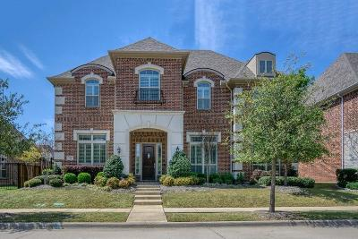 Southlake Single Family Home Active Option Contract: 709 Orleans Drive