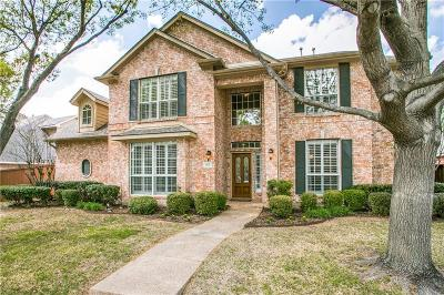 Allen Single Family Home For Sale: 1432 Tascosa Court