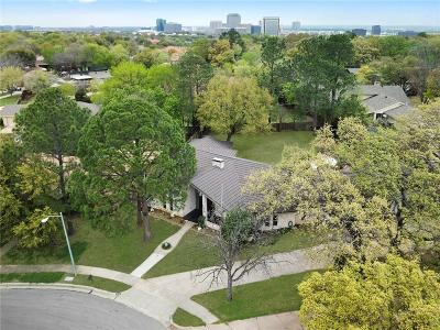 Irving Single Family Home For Sale: 3320 N Britain Road