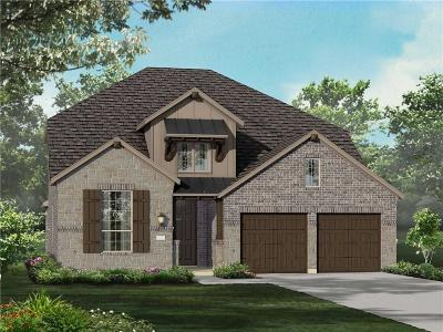 The Colony Single Family Home For Sale: 8117 Lismore