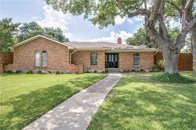 Dallas Single Family Home For Sale: 4317 Cinnabar Drive