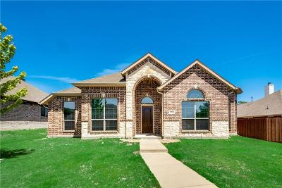Rockwall Single Family Home Active Option Contract: 726 Glenhurst Drive