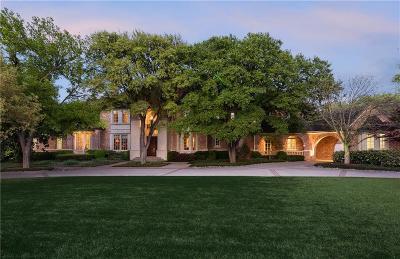 Dallas Single Family Home For Sale: 10714 Lennox Lane