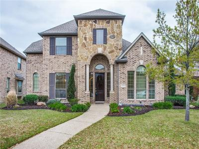 Lewisville Single Family Home For Sale: 2305 Almsbury Lane
