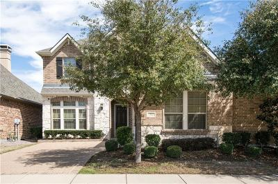 Lewisville Single Family Home For Sale: 501 Crown Of Gold Drive