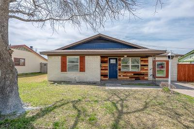Mesquite Single Family Home For Sale: 3401 Edgebrook Drive
