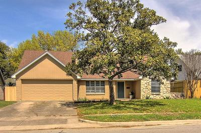 Farmers Branch Single Family Home For Sale: 2939 Maydelle Lane