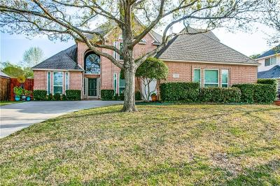 Colleyville Single Family Home For Sale: 2105 Tarrant Lane