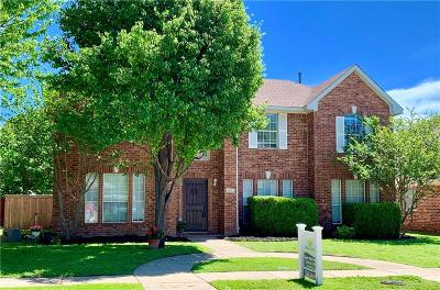 Frisco Single Family Home For Sale: 8108 Yacht Street
