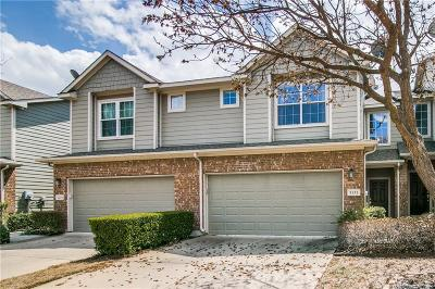Plano Townhouse For Sale: 3212 Judge Holland Lane
