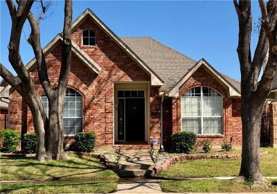 Irving Single Family Home For Sale: 307 Red River Trail