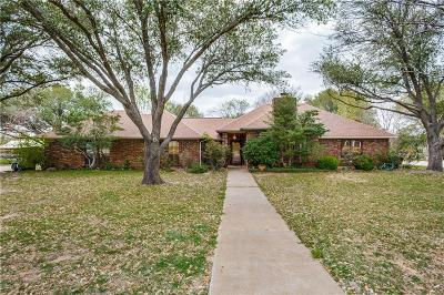 Southlake Single Family Home Active Contingent: 1212 Whispering Lane