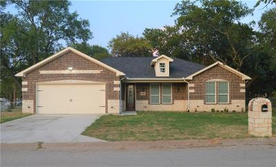 Balch Springs Single Family Home For Sale: 4300 Mohawk Drive