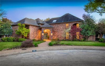 Single Family Home For Sale: 9306 Timberhollow Circle