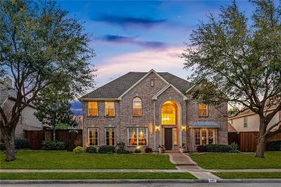 Plano Single Family Home Active Kick Out: 3317 Edwards Drive