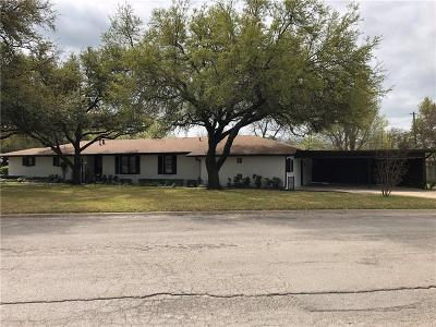 Cleburne Single Family Home For Sale: 1211 Loma Alta Place