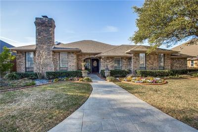 Single Family Home For Sale: 6120 Bluff Point Drive