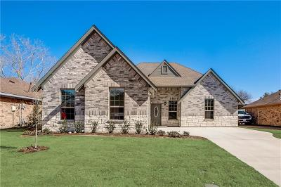 Wylie Single Family Home Active Option Contract: 210 N Rustic Trail