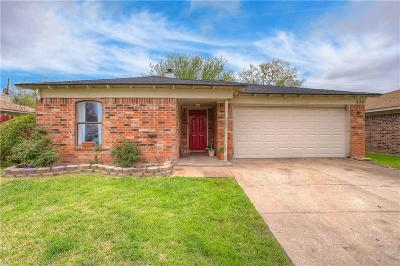 Single Family Home For Sale: 424 Allencrest Drive