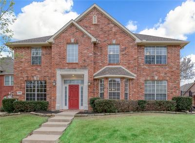 Single Family Home For Sale: 2704 Wildcreek Trail